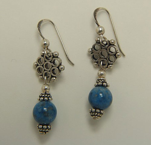 Lapis Bliss Earrings
