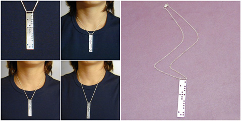 Janet American Spirit Necklace