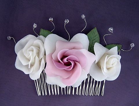 TobyDESIGN Rose Comb