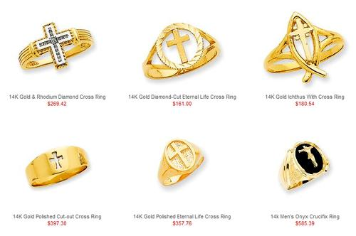 Catholic Mens Jewelry Rings
