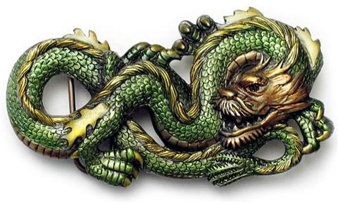 Dragon Buckle Gothic