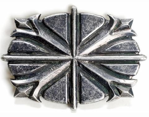 Gothic Cross Buckle