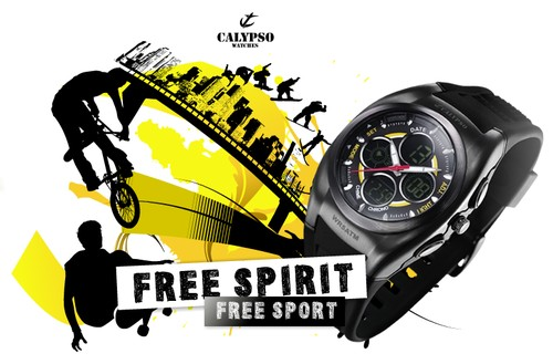 Mens Calypso Watches