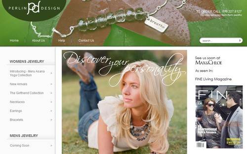 Perlin Design Beaded Jewelry for Valentine's Day