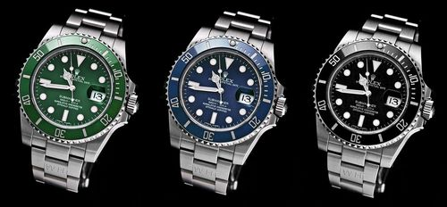Rolex New Style