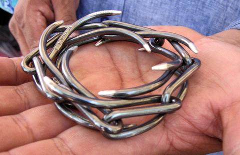 Stainless Steel Cody Bracelet