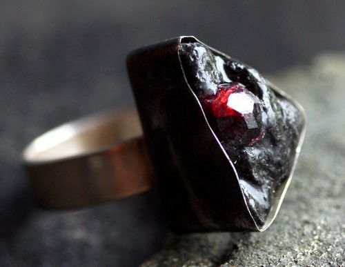 Twilight Vampire Ring