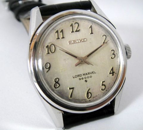 Vintage Seiko Watches